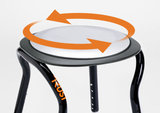 Douchekruk let's frisbee - Mobio_