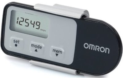 Stappenteller Omron 2.1