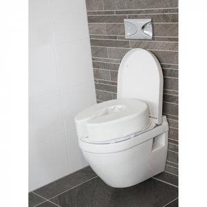 zachte toiletverhoger 10cm