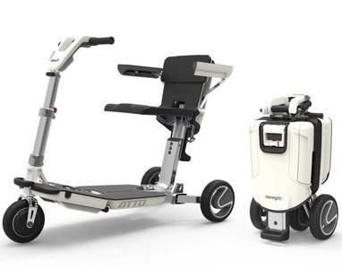 ATTO opvouwbare scooter