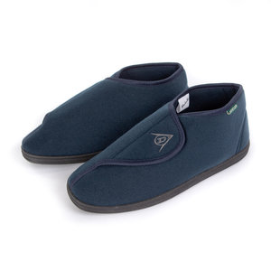 Pantoffels hoog mannen Dunlop - blauw